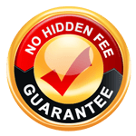 No Hidden Fee